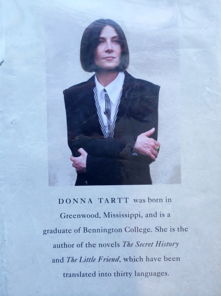 Donna Tart